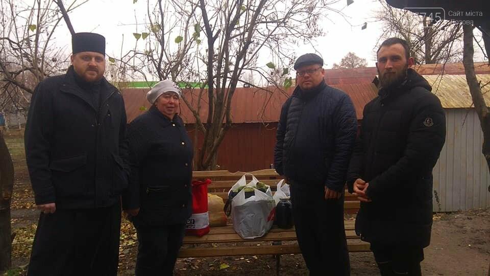 Прихожане трёх конфессий Лозовой провели акцию в поддержку бездомных, фото-1
