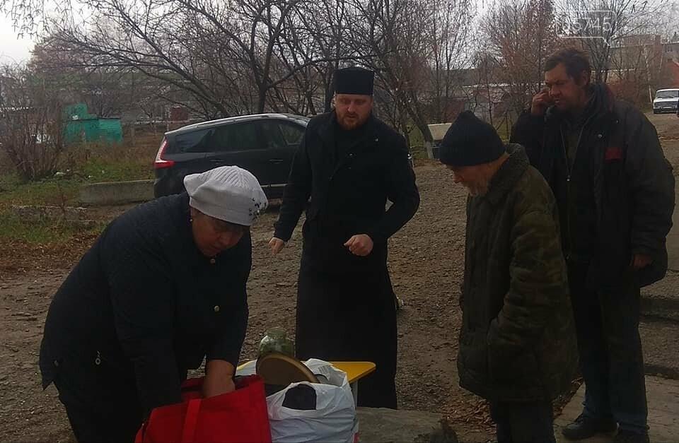 Прихожане трёх конфессий Лозовой провели акцию в поддержку бездомных, фото-3