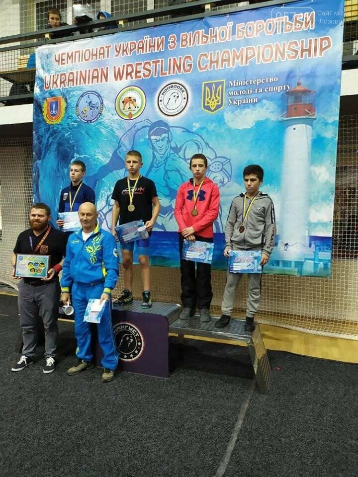 Лозовской борец добыл победу на Чемпионате Украины, фото-2
