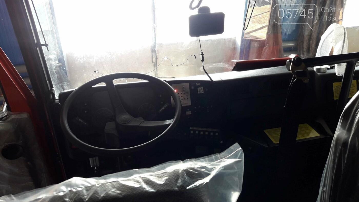 Лозовские спасатели показали новый спецавтомобиль, фото-4