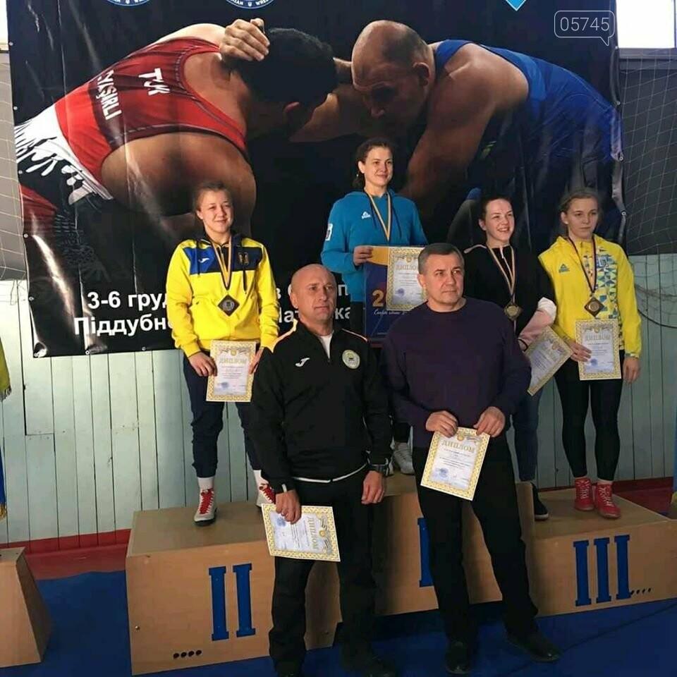 Уроженка Лозовщины завоевала призовое место Кубка Украины по вольной борьбе, фото-2