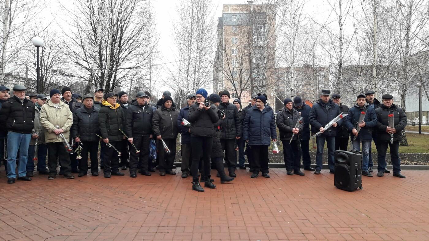 В Лозовой прошло чествование участников ликвидации последствий аварии на Чернобыльской АЭС, фото-4