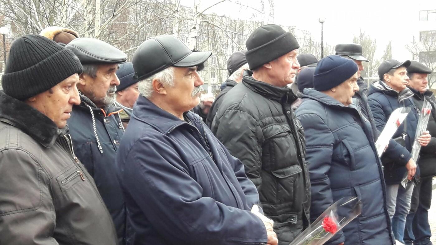 В Лозовой прошло чествование участников ликвидации последствий аварии на Чернобыльской АЭС, фото-7