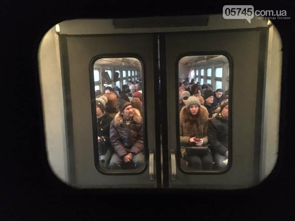 """Активисты лозовского молодёжного хаба """"Pixel"""" провели акцию в пригородном электропоезде , фото-8"""