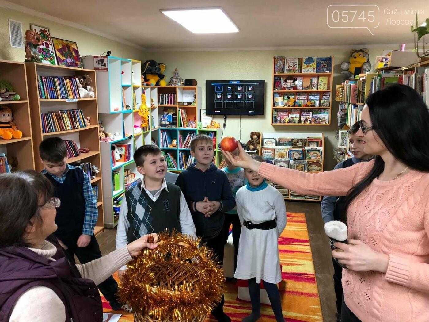 Представления, игры и подарки детям. Как на Лозовщине отметили День святого Николая, фото-11