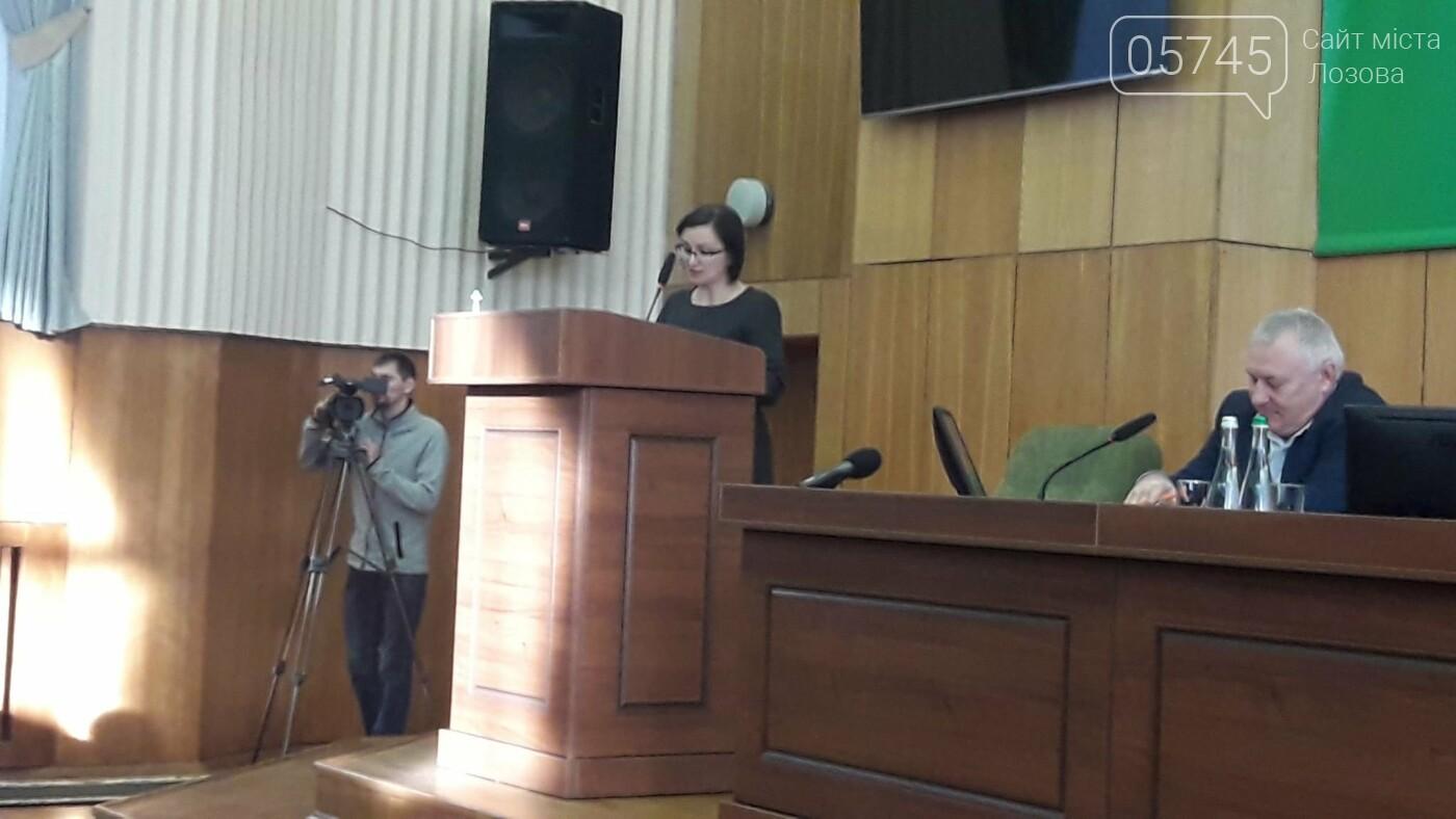 Депутаты Лозовского горсовета утвердили бюджет ОТГ на 2020 год, фото-3