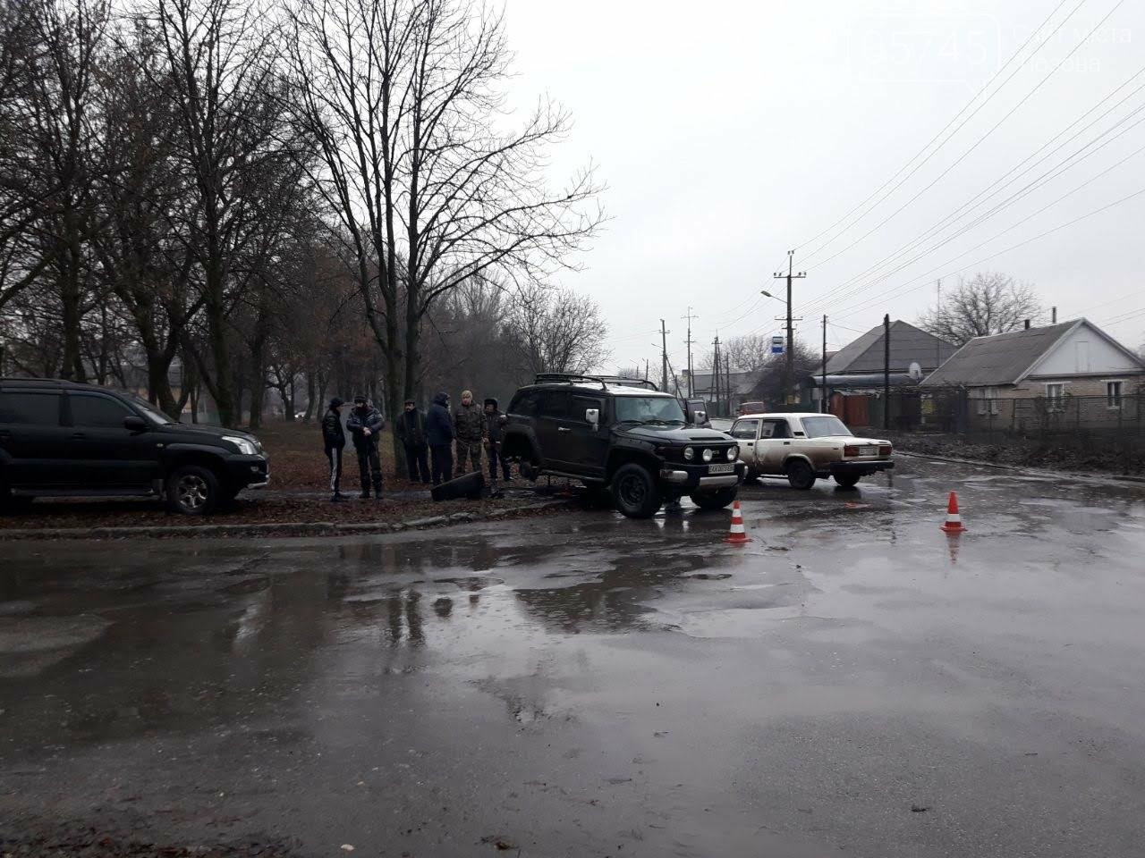 Вторая автоавария за день случилась на Лозовщине, фото-3