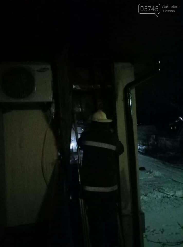 В Лозовой снова пожар. Статистика возгораний 2020 открыта, фото-2