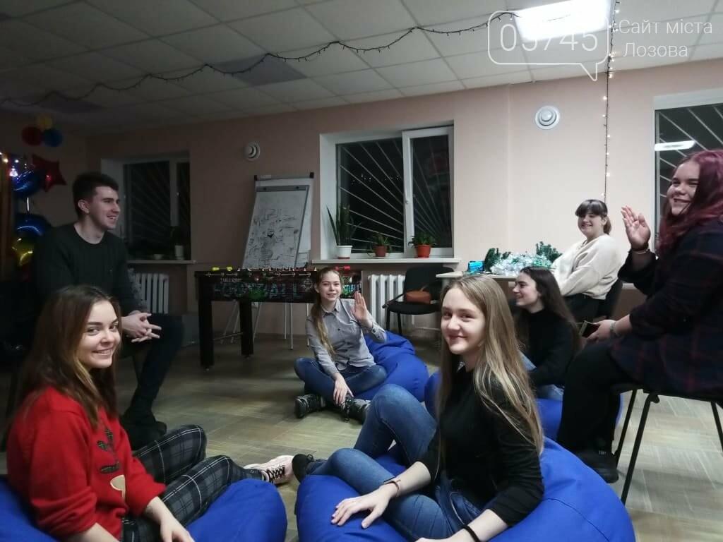 Юные активисты Лозовой планируют создать клуб по изучению английского языка, фото-2