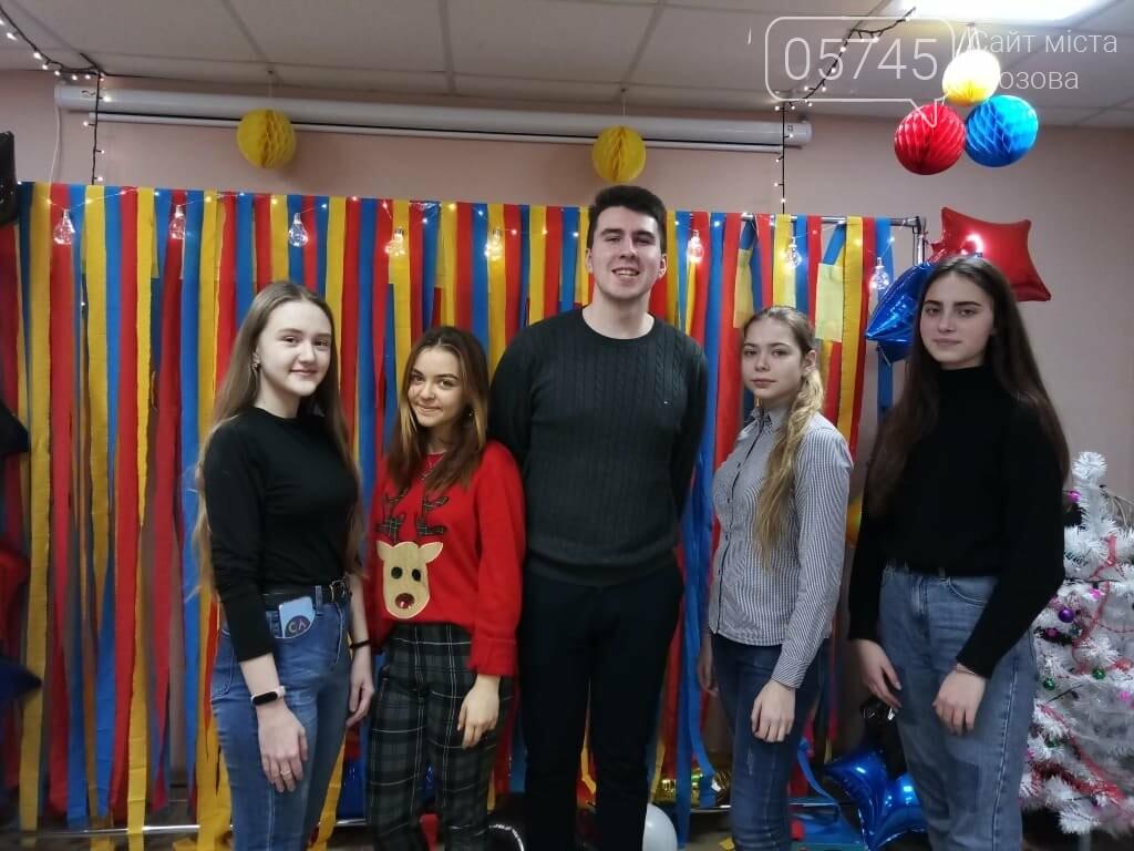 Юные активисты Лозовой планируют создать клуб по изучению английского языка, фото-1