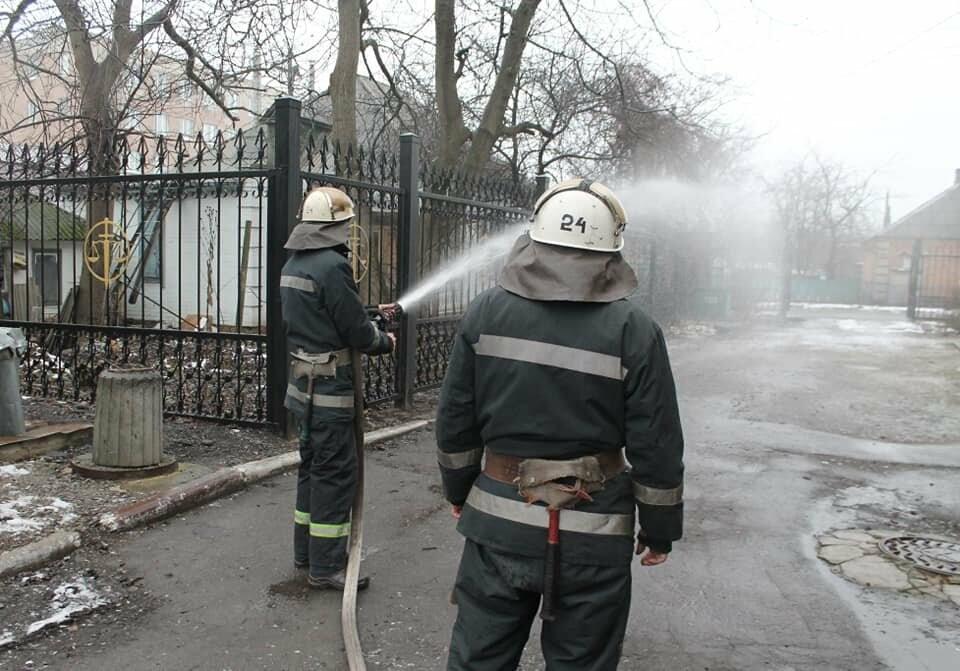 Лозовской суд эвакуировали из-за фиктивного пожара, фото-2