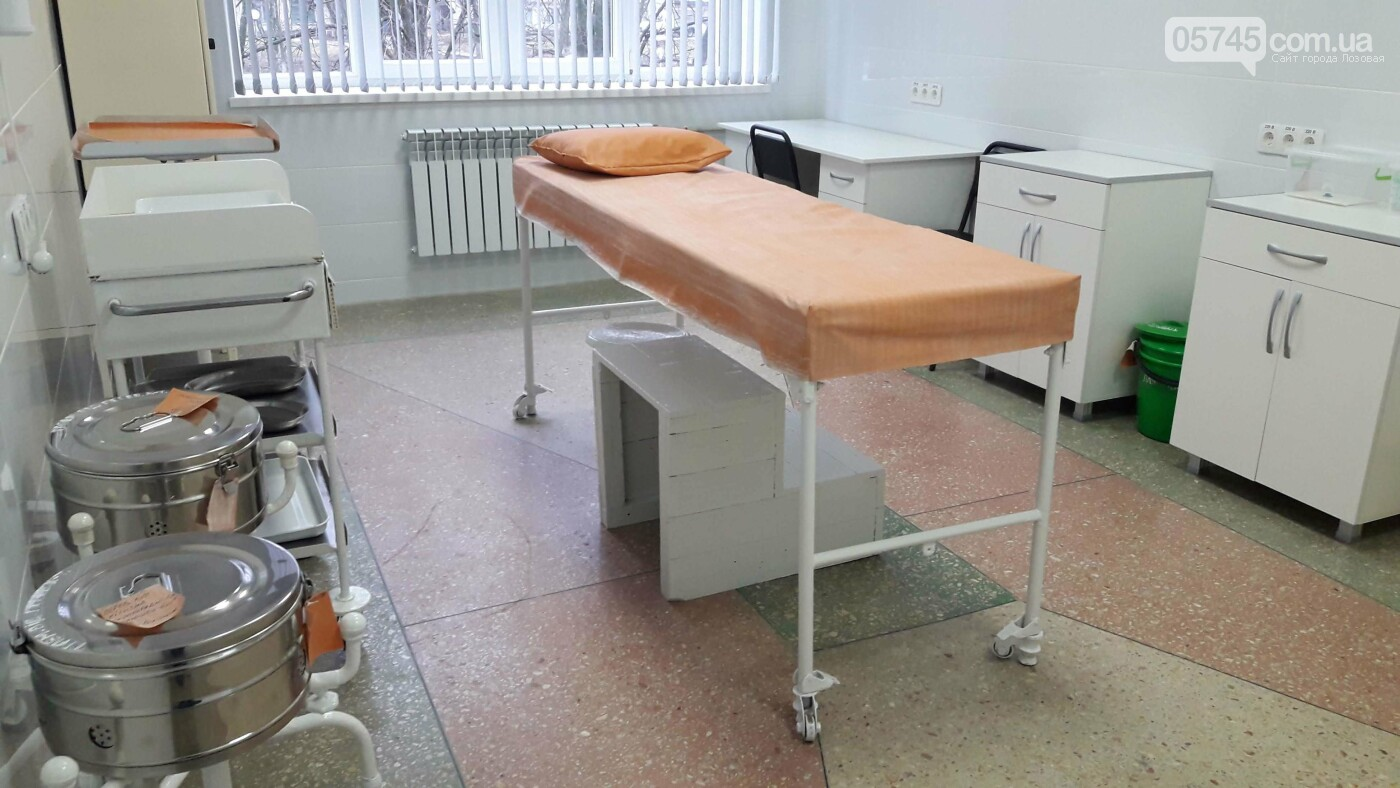 Первый капремонт в истории: Лозовская ЦРБ открыла обновлённую травматологию, фото-9