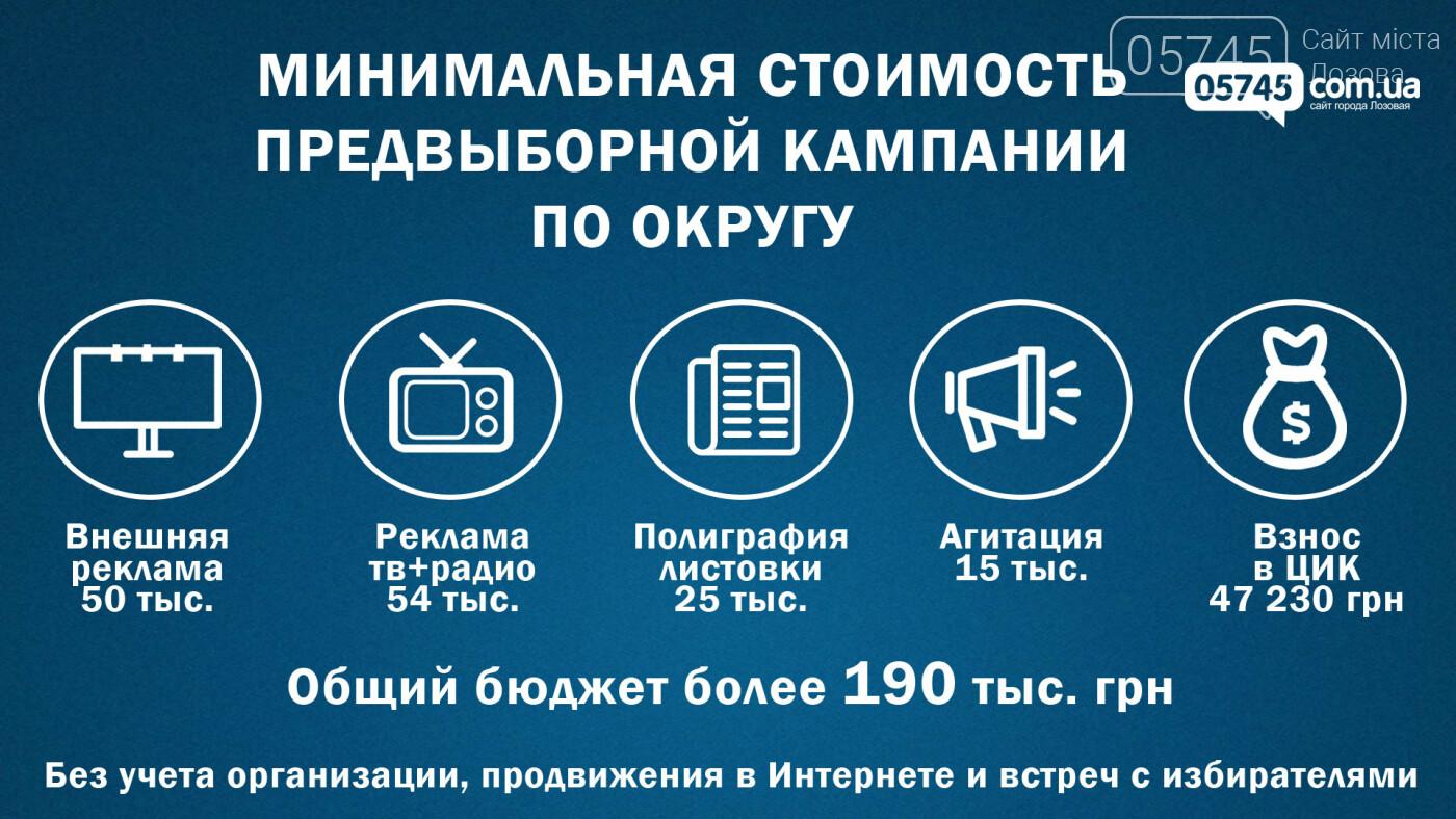 Цена депутатства: по карману ли это обычному лозовчанину , фото-1
