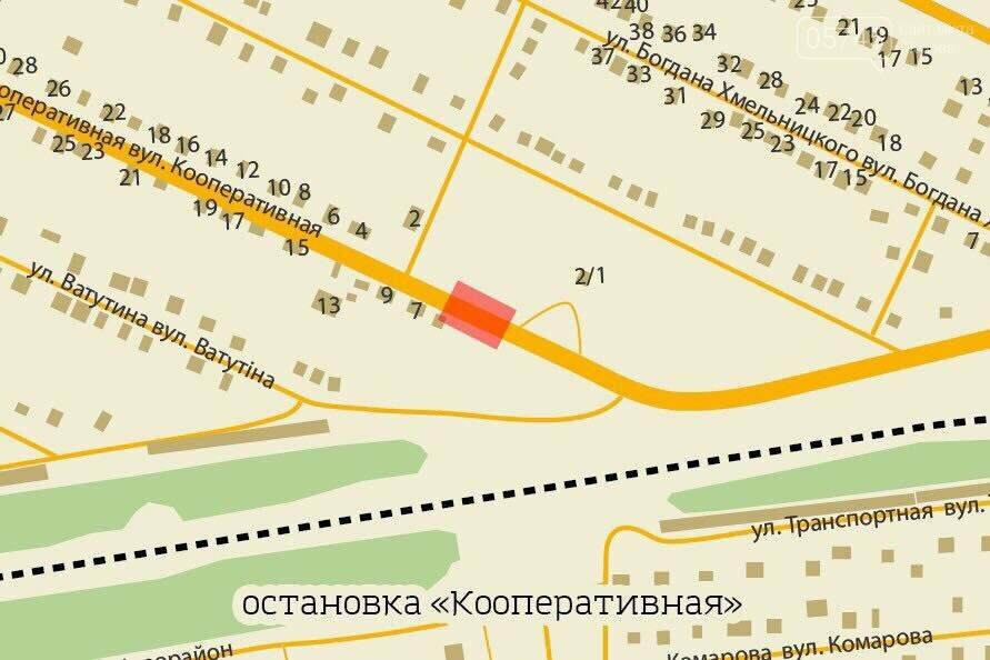 Самые опасные места на дорогах Лозовой: карта, фото-6