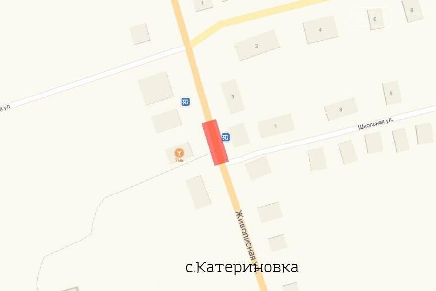 Самые опасные места на дорогах Лозовой: карта, фото-14