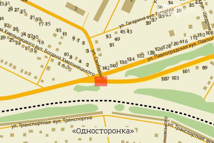 Самые опасные места на дорогах Лозовой: карта, фото-8