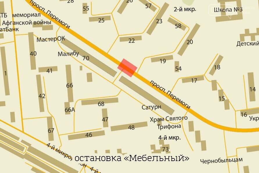 Самые опасные места на дорогах Лозовой: карта, фото-12
