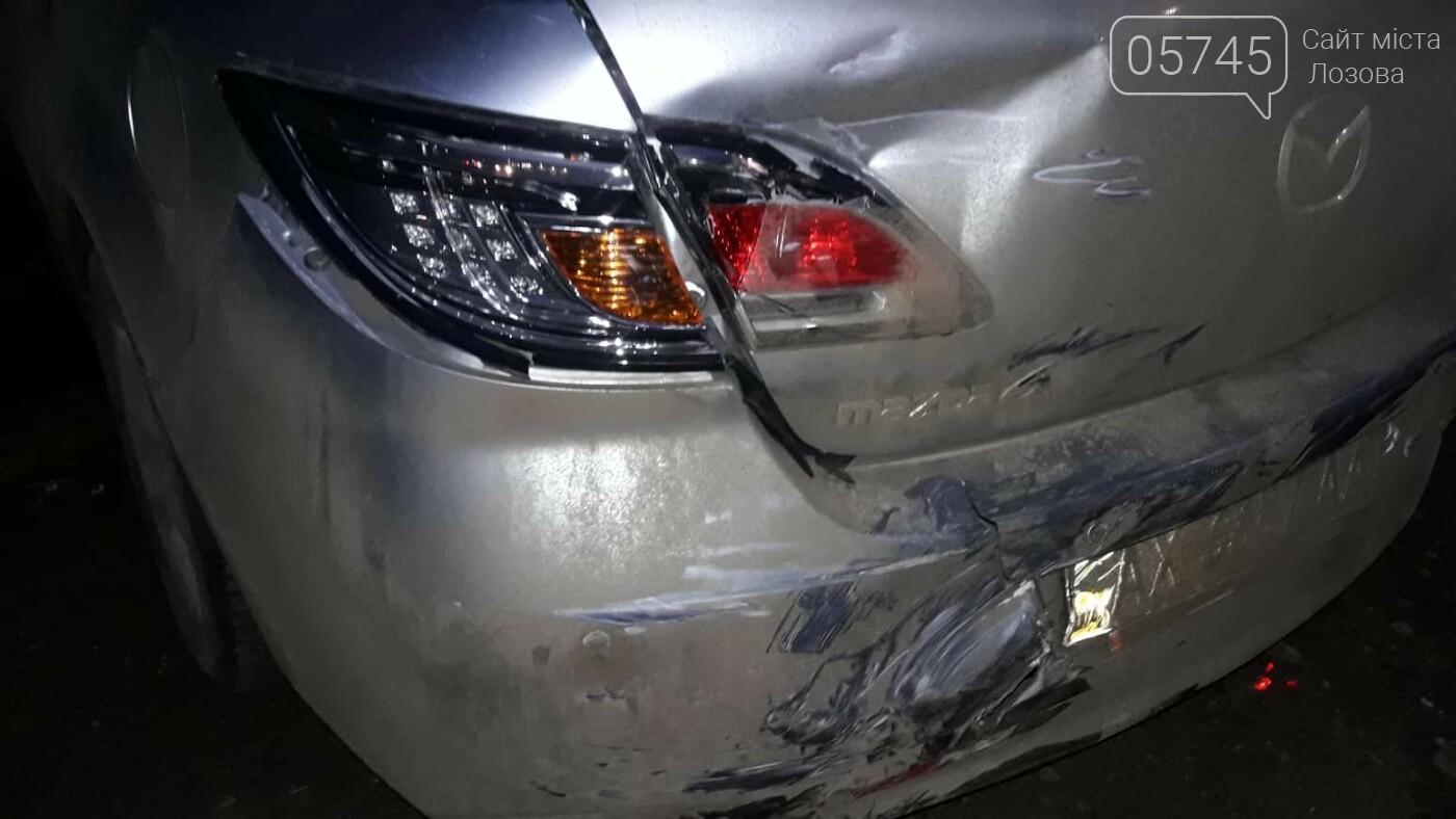 В Лозовой нетрезвый водитель протаранил три автомобиля и скрылся (ФОТО), фото-7