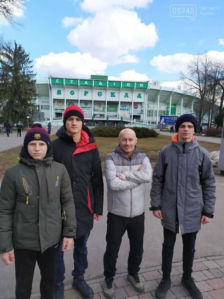 Лозовской борец получил «бронзу» в Полтаве, фото-3