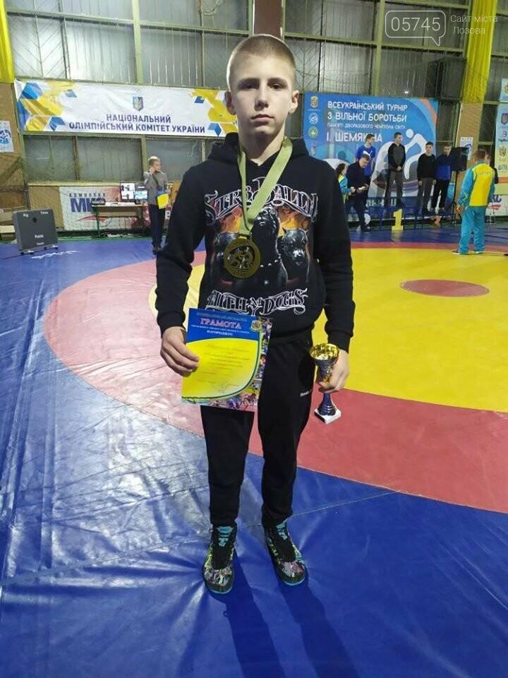 Лозовской борец получил «бронзу» в Полтаве, фото-1