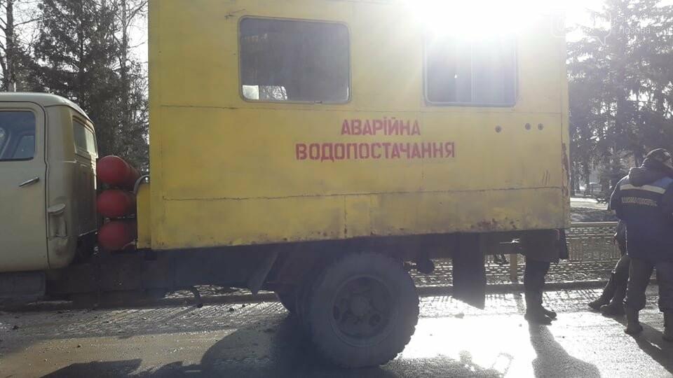 Работники ДП «Лозоваяводосервис» митинговали в горсовете, фото-2