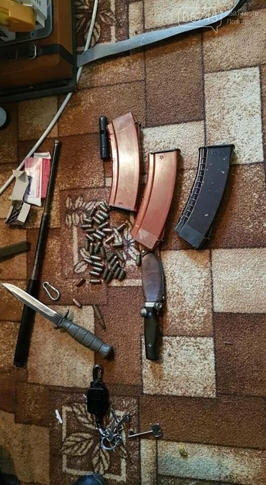 В Лозовой задержали торговца оружием, фото-4