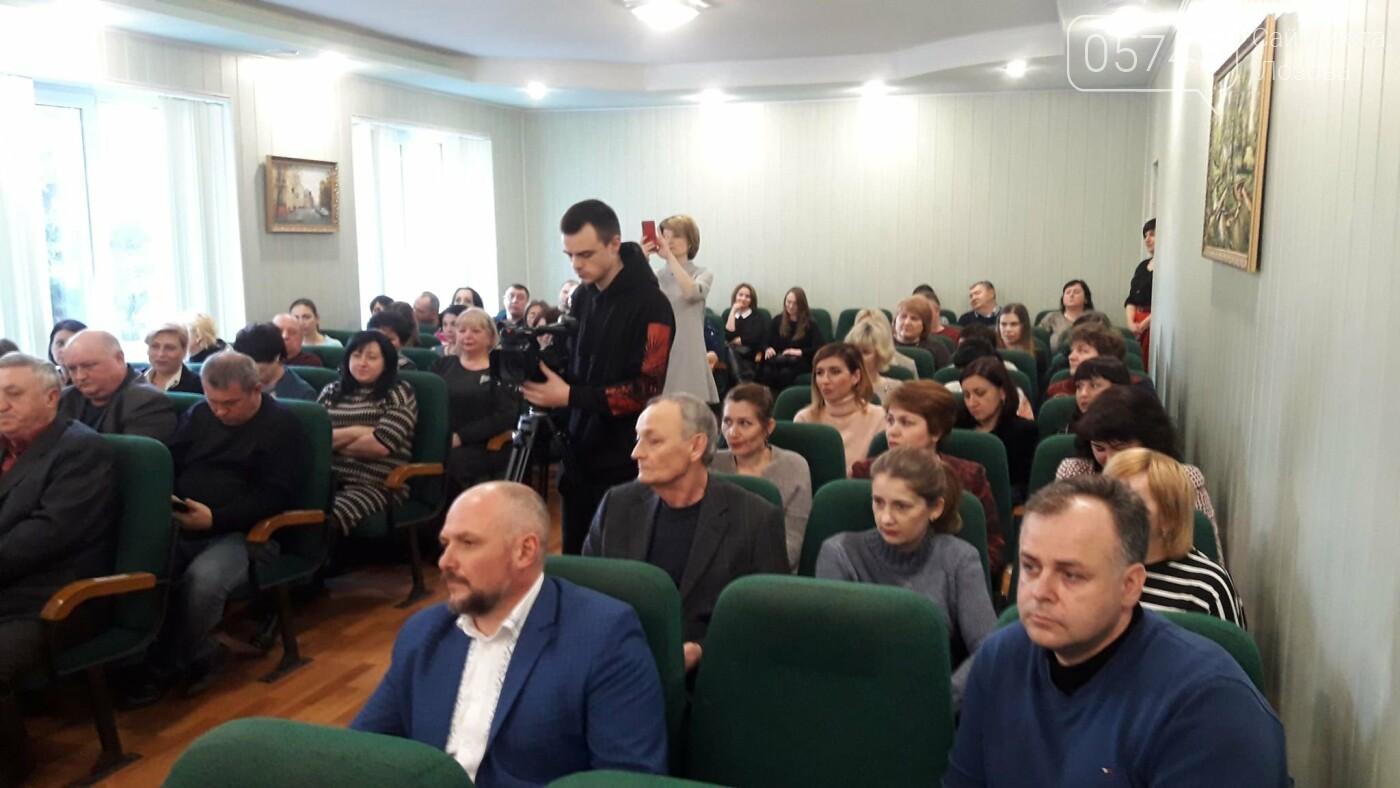 Что пообещал сделать новый глава Лозовской РГА Андрей Засеев, фото-3