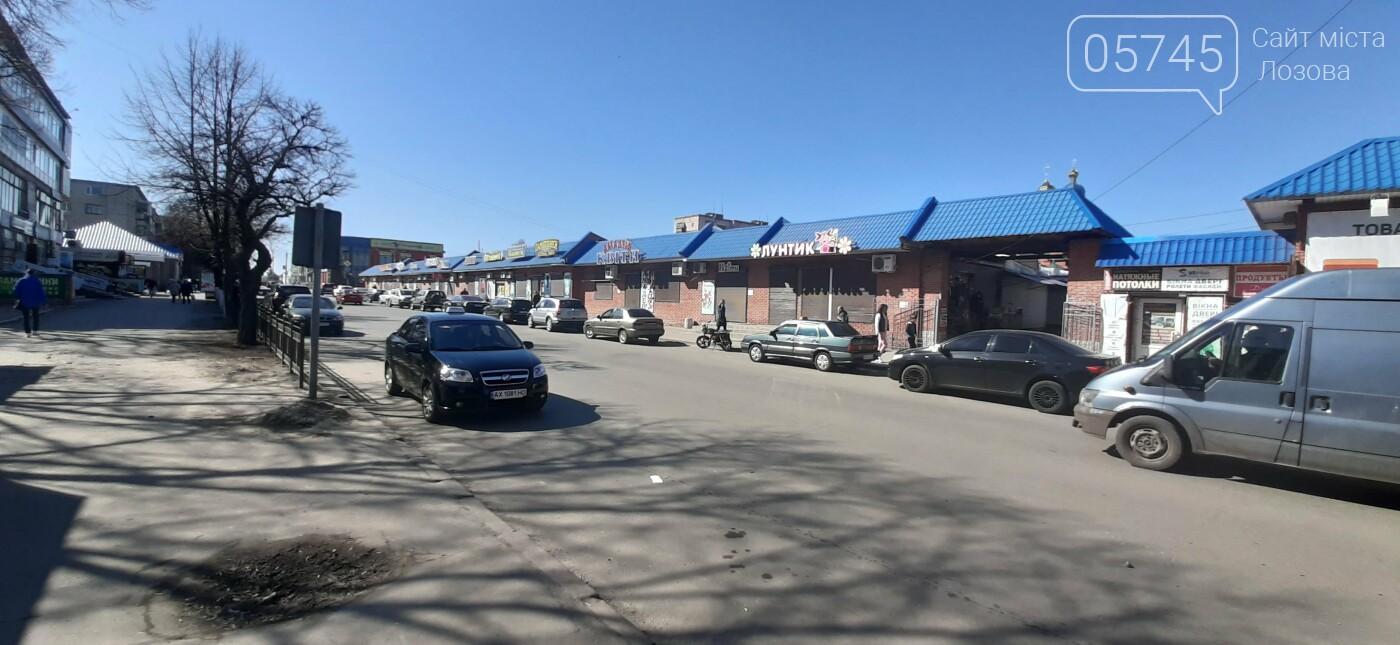 Карантин в Лозовой: как живет город во время ограничений, фото-11