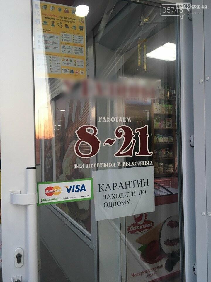 Карантин в Лозовой: как живет город во время ограничений, фото-2
