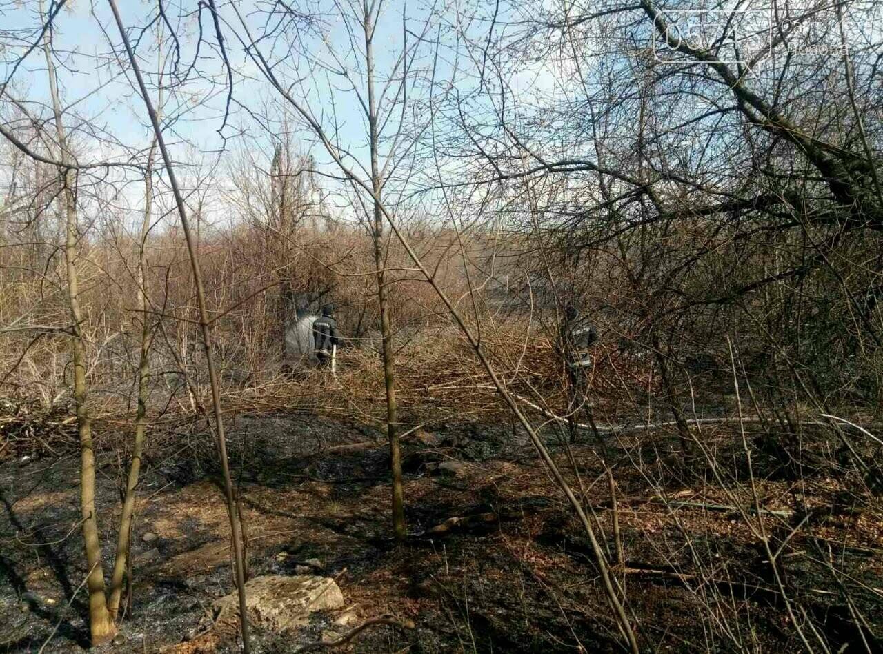 Горели камыш и трава: на выходных на Лозовщине случилось 9 пожаров, фото-9
