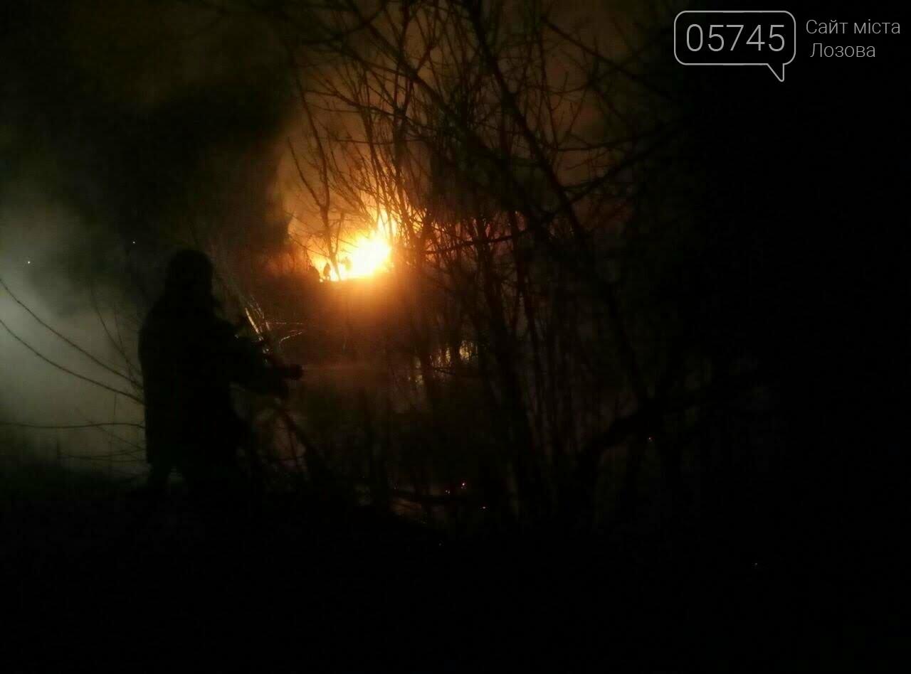 Горели камыш и трава: на выходных на Лозовщине случилось 9 пожаров, фото-2