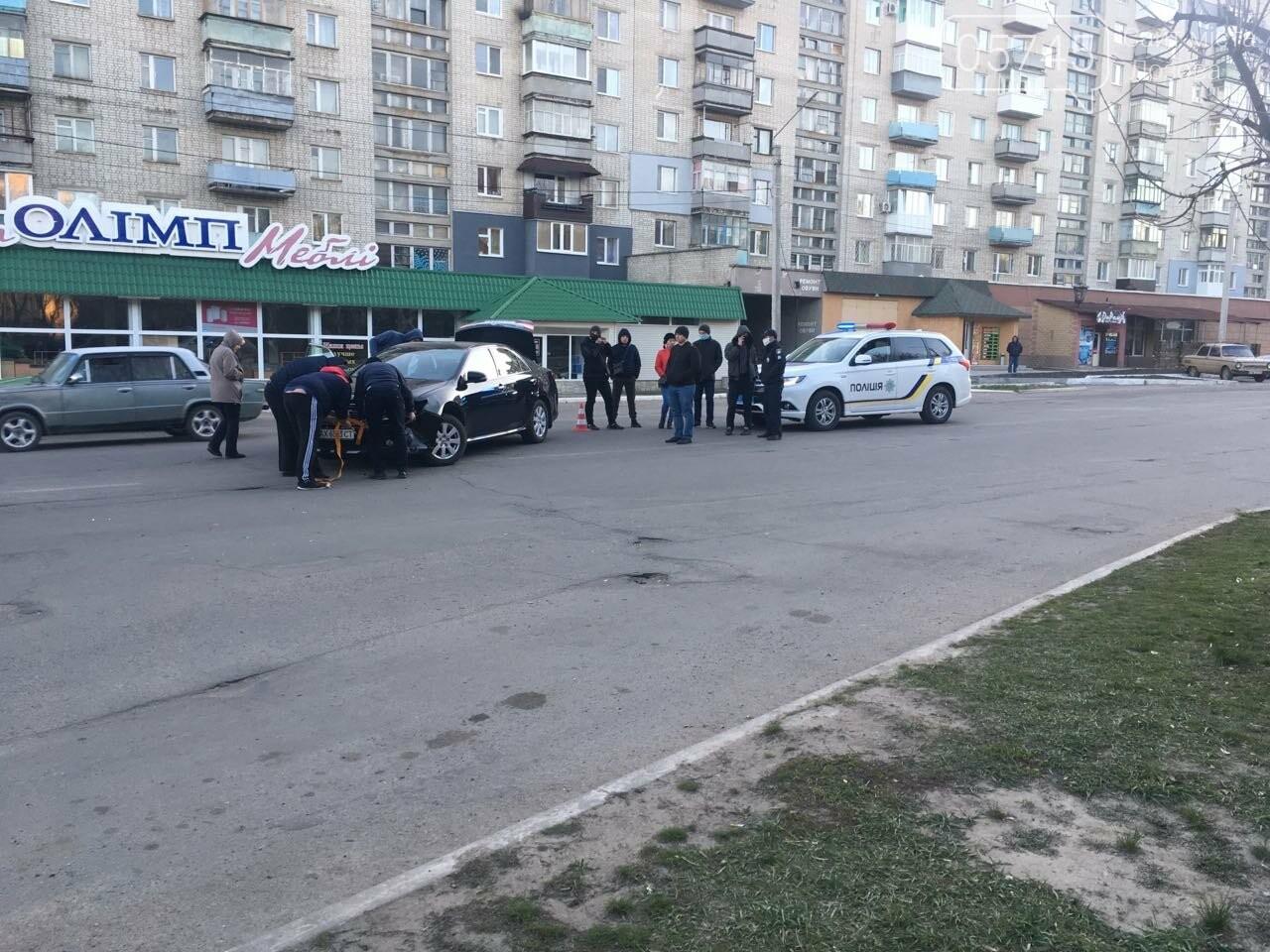 В Лозовой автомобиль сбил мотоцикл, есть пострадавшие (ФОТО), фото-6