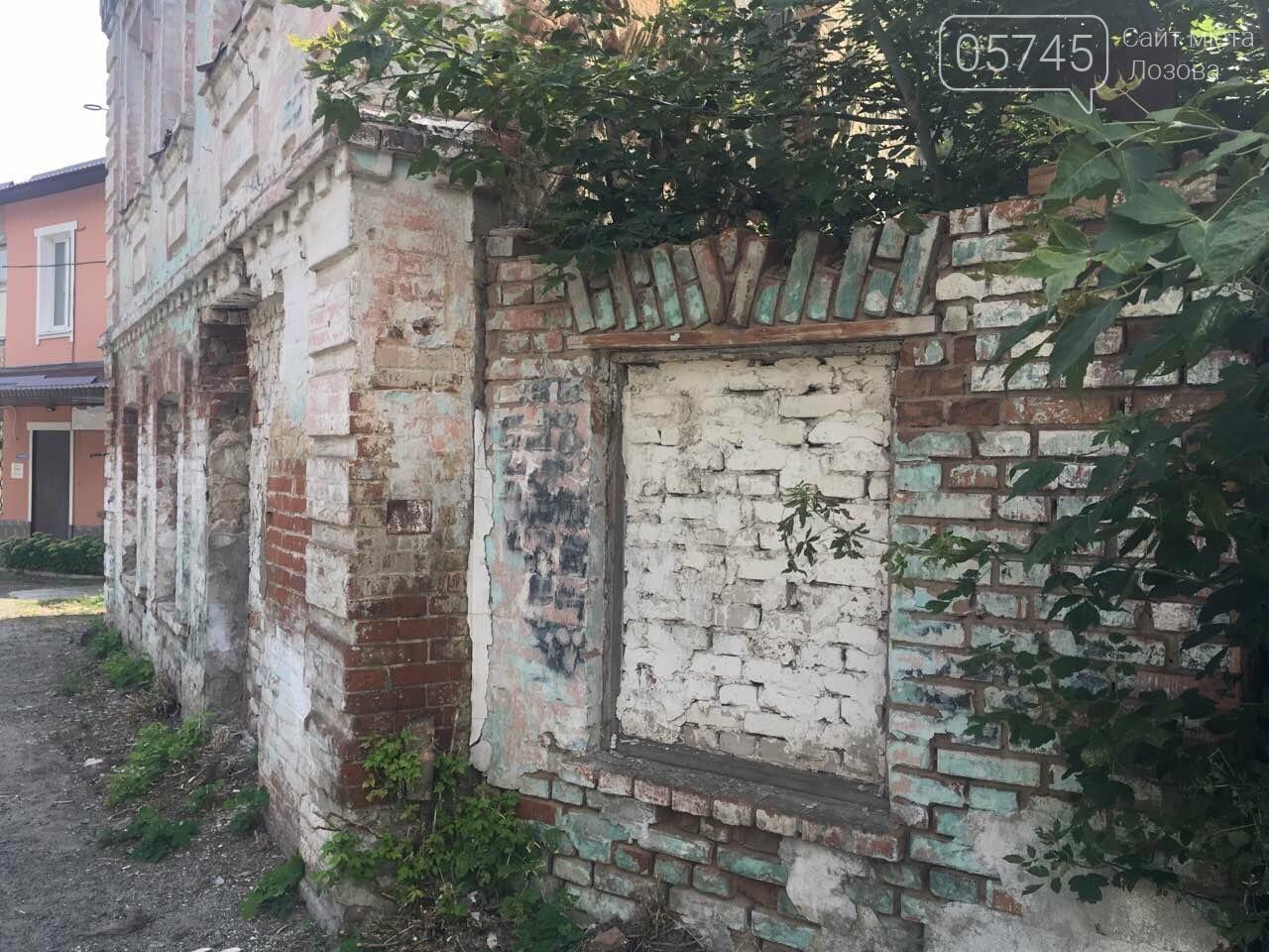 Красота и безобразие: какие здания украшают и портят Лозовую (ФОТО), фото-3