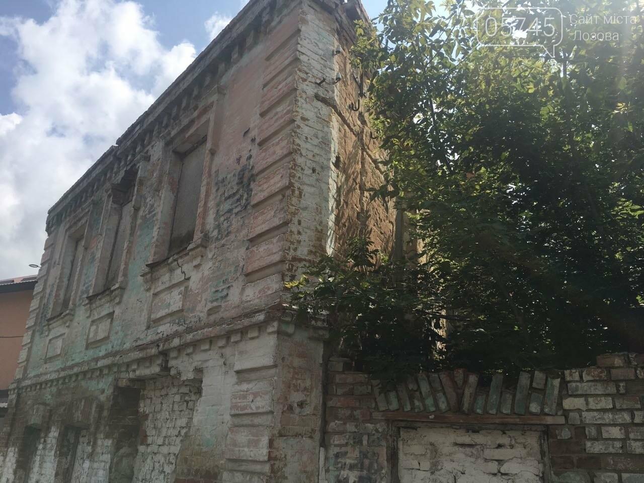 Красота и безобразие: какие здания украшают и портят Лозовую (ФОТО), фото-4