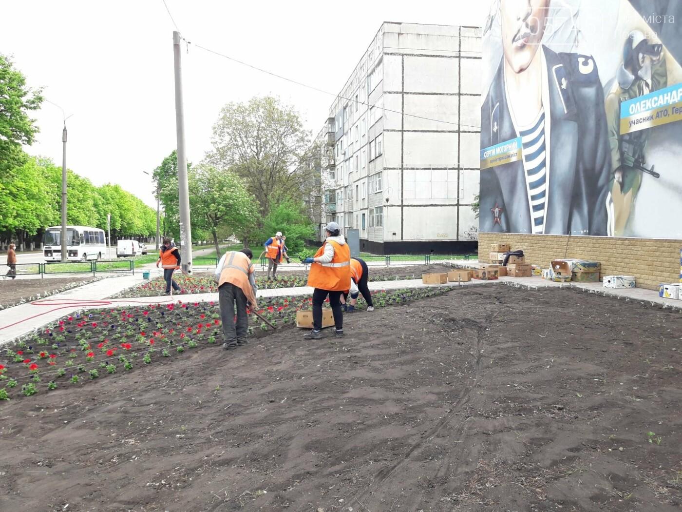Цветы для громады: на Лозовщине посадят 20 тысяч саженцев, фото-2