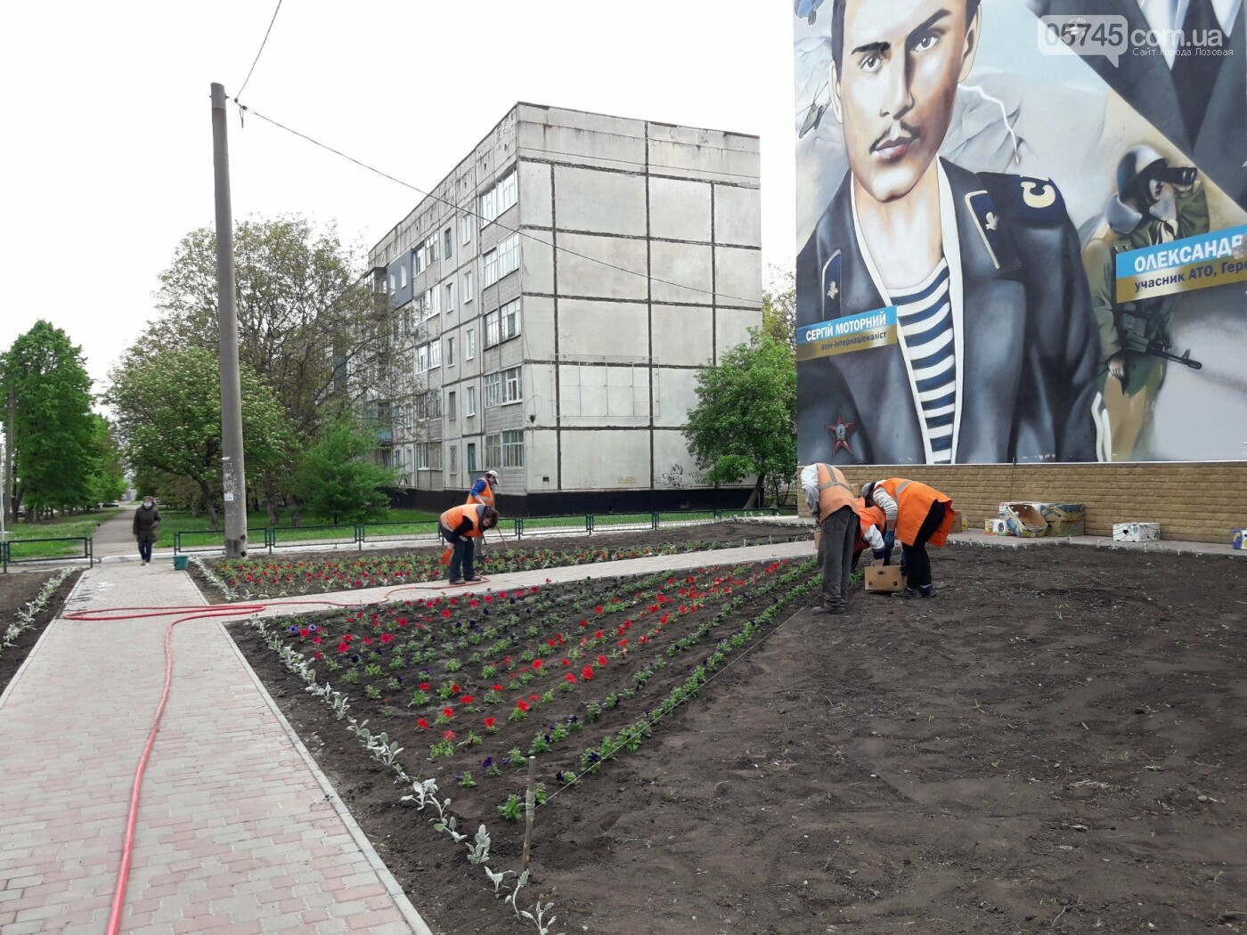 Цветы для громады: на Лозовщине посадят 20 тысяч саженцев, фото-3