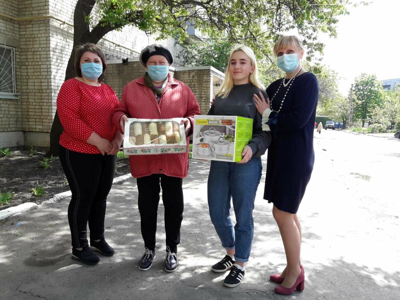 Приемные семьи Лозовщины получили подарки ко Дню семьи, фото-6