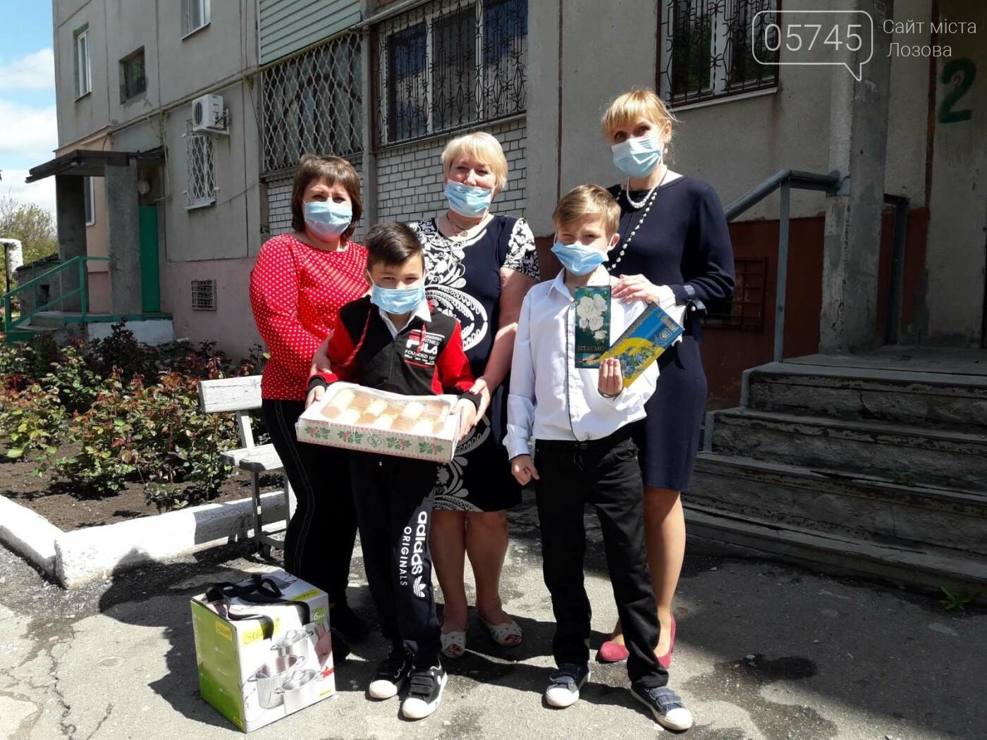 Приемные семьи Лозовщины получили подарки ко Дню семьи, фото-9