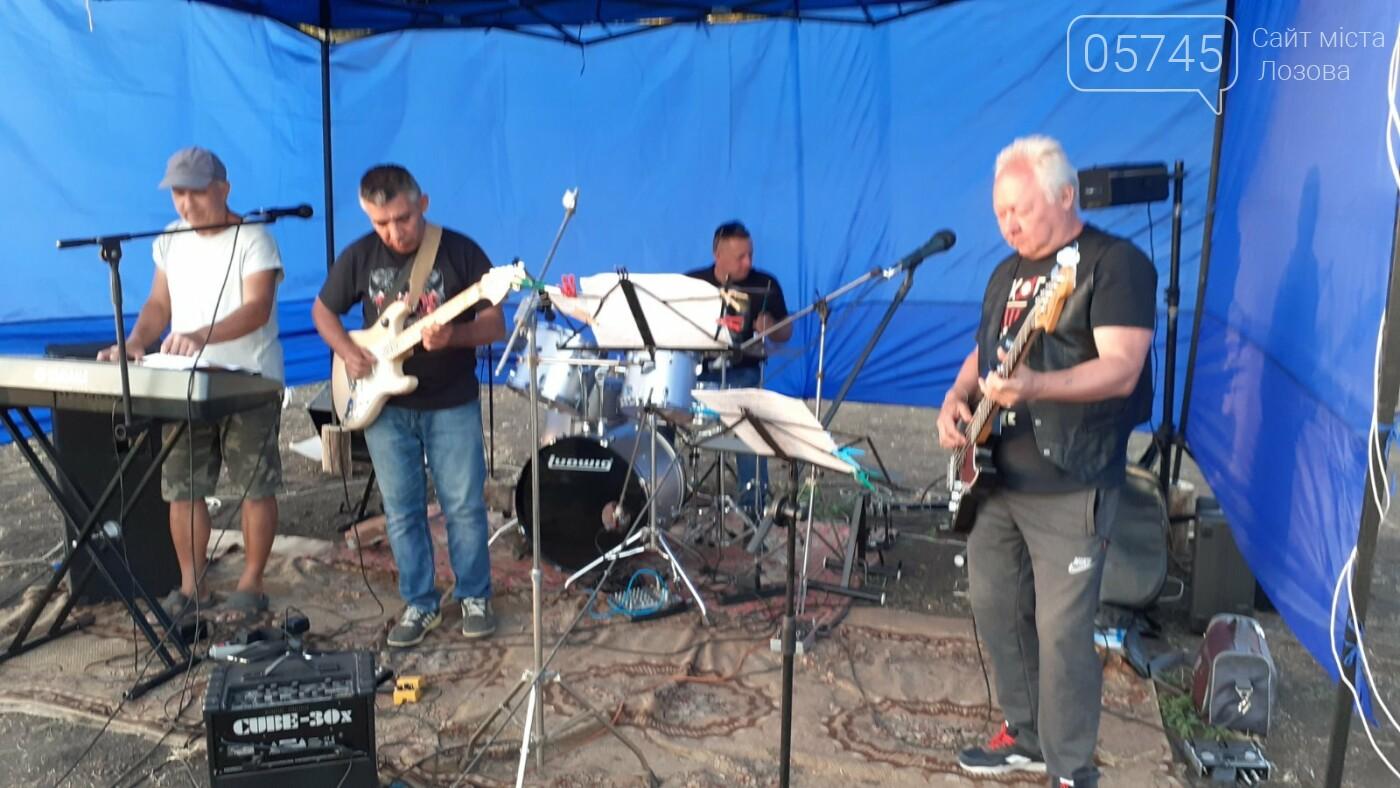 Мотопробег, рок-концерт и благотворительность: в Лозовой прошел мотослет «Пыль Дорог», фото-24