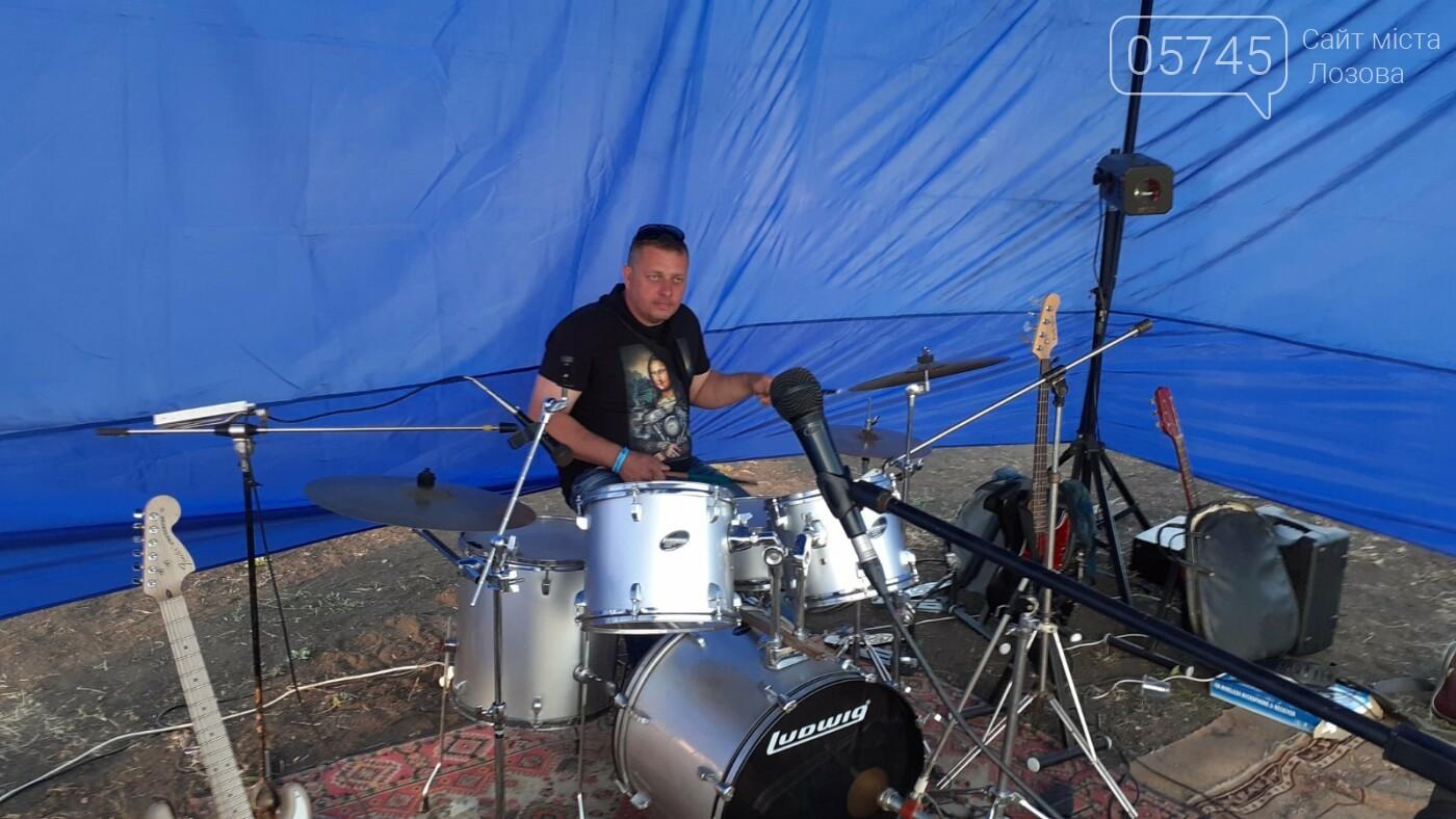 Мотопробег, рок-концерт и благотворительность: в Лозовой прошел мотослет «Пыль Дорог», фото-25
