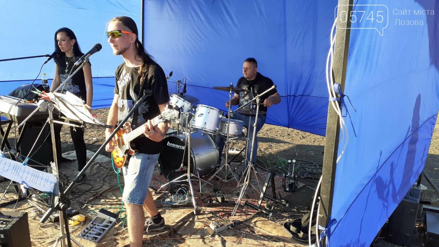 Мотопробег, рок-концерт и благотворительность: в Лозовой прошел мотослет «Пыль Дорог», фото-26