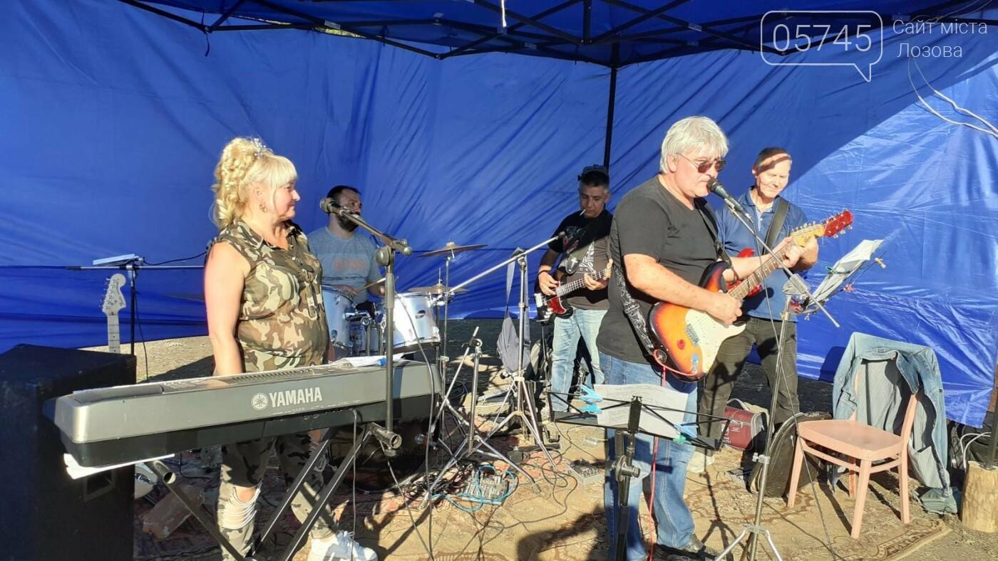 Мотопробег, рок-концерт и благотворительность: в Лозовой прошел мотослет «Пыль Дорог», фото-27