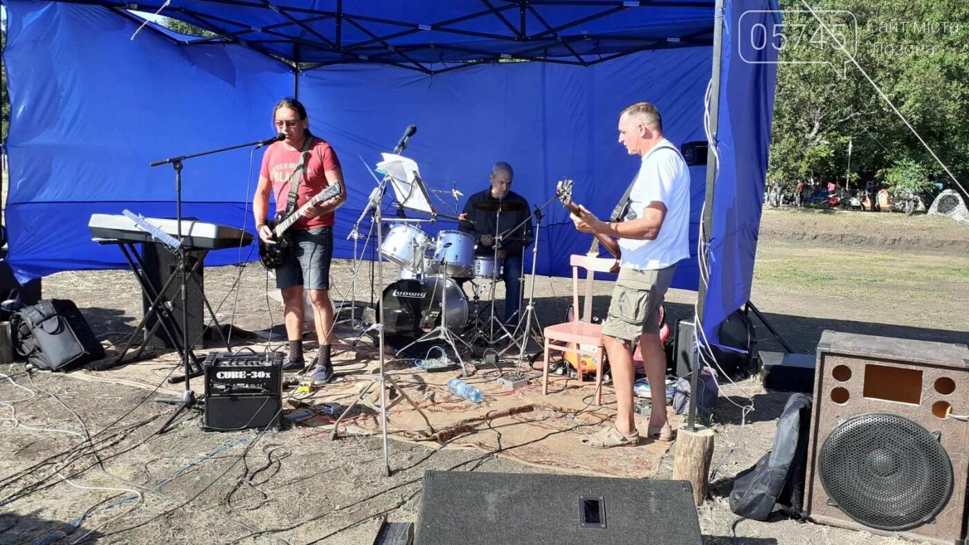 Мотопробег, рок-концерт и благотворительность: в Лозовой прошел мотослет «Пыль Дорог», фото-28