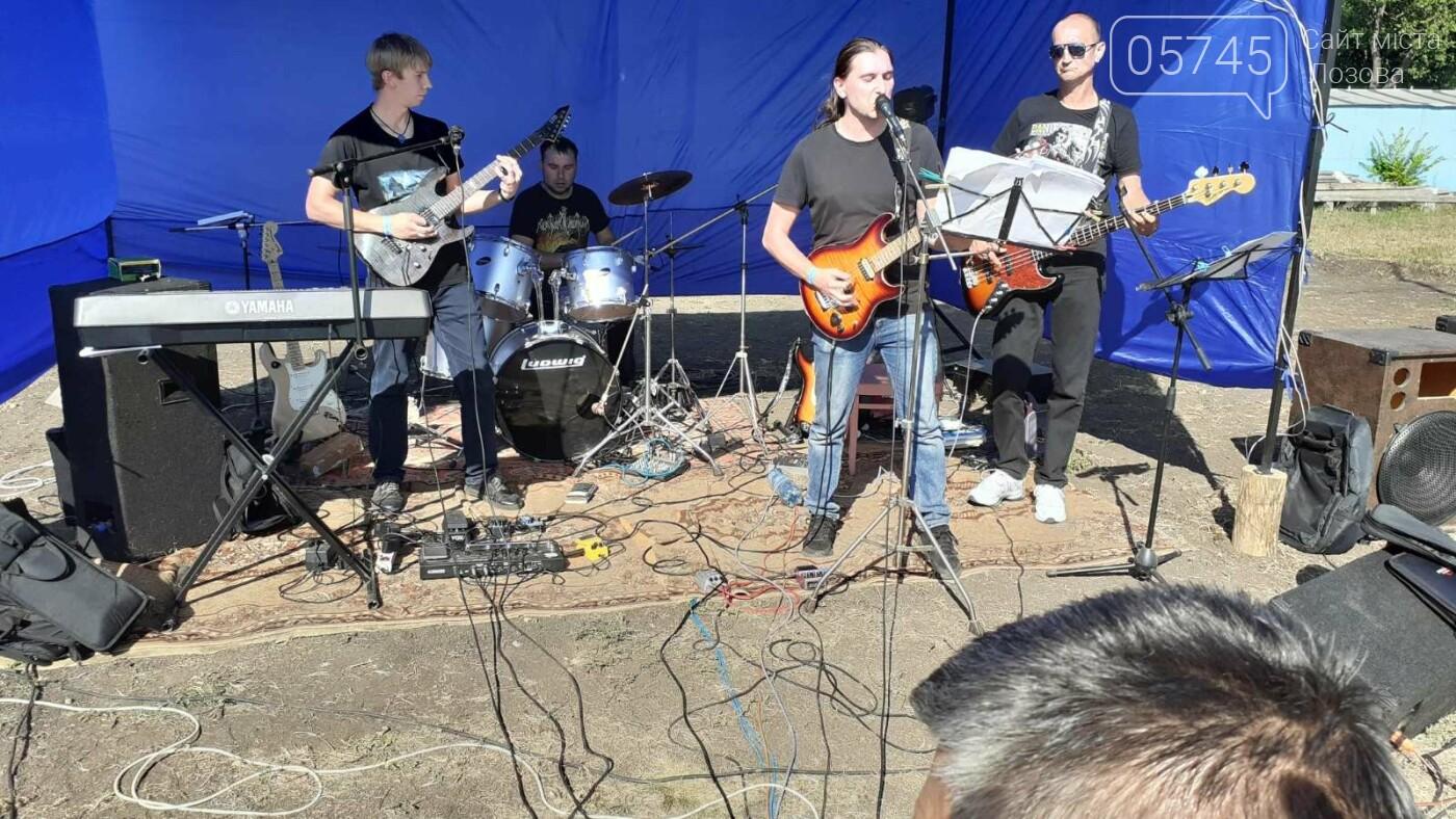 Мотопробег, рок-концерт и благотворительность: в Лозовой прошел мотослет «Пыль Дорог», фото-32