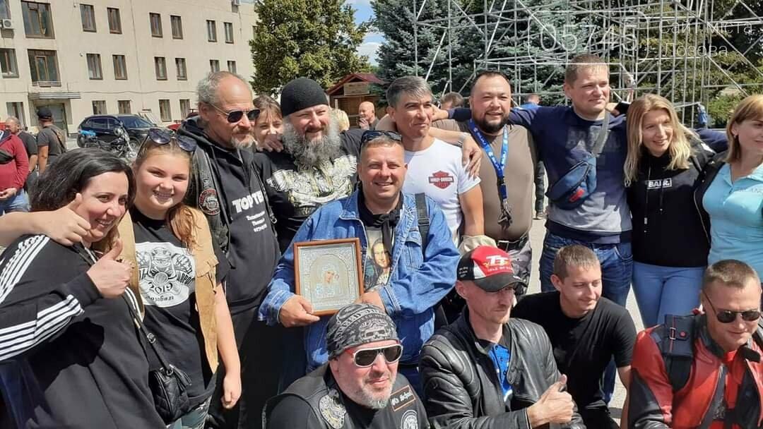 Мотопробег, рок-концерт и благотворительность: в Лозовой прошел мотослет «Пыль Дорог», фото-5