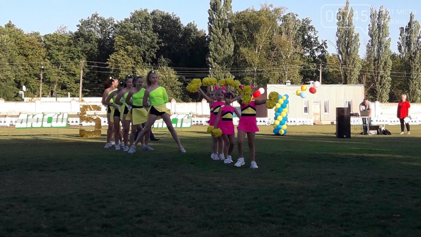 Юбилей лозовской «Юности»: спортсмены рады вернуться к тренировкам в ДЮСШ, фото-9