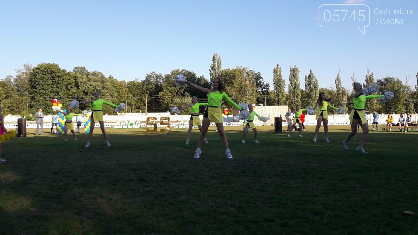 Юбилей лозовской «Юности»: спортсмены рады вернуться к тренировкам в ДЮСШ, фото-10