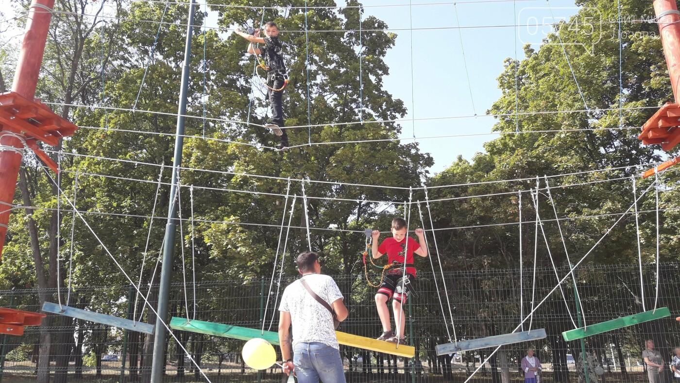 В Лозовой открыли 2 экстрим-парка: как работают площадки, фото-4
