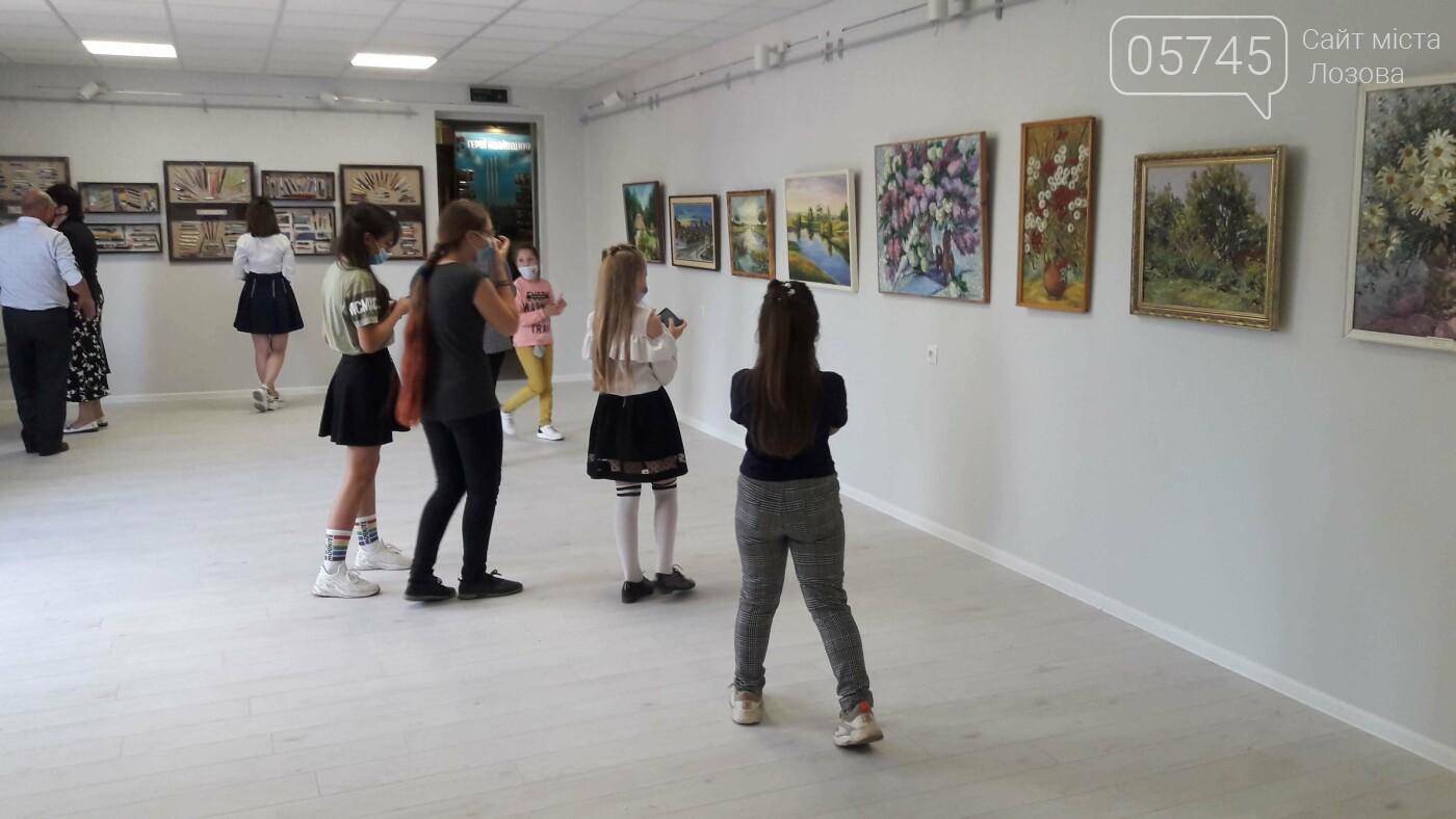 Открыли после ремонта: в Лозовском музее заработал выставочный зал, фото-32