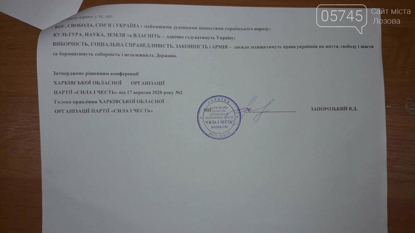 Предвыборные обещания: программы партий в Лозовской горсовет, фото-18